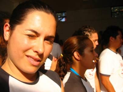 Andorinha visiting a roda inNYC