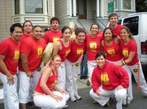 The Aceituno Arts Crew